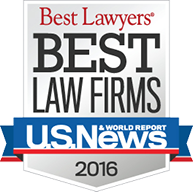 Best Lawyers | BEST LAW FIRMS | U.S.News & WORLD REPORT | 2016